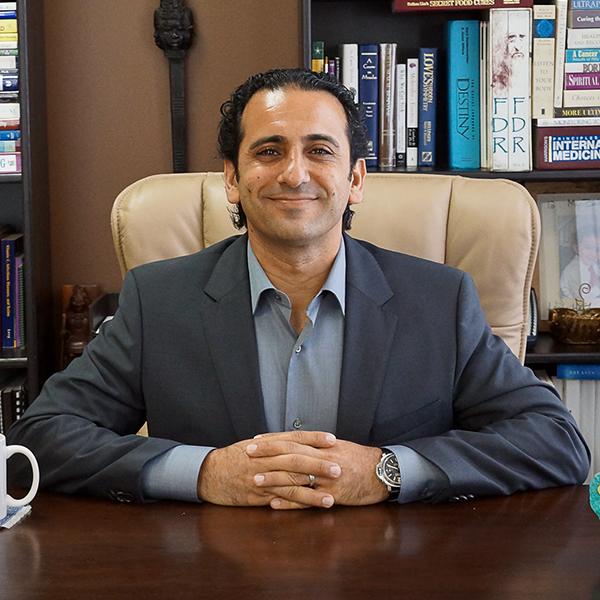 Dr. Habib Sadeghi D.O. - Co-Founder of Be Hive of Healing
