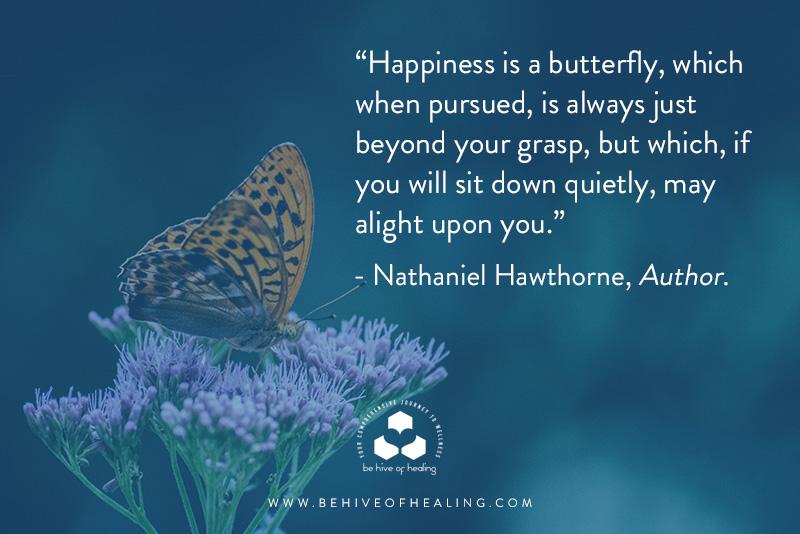 Meditation Minute with Nathaniel Hawthorne