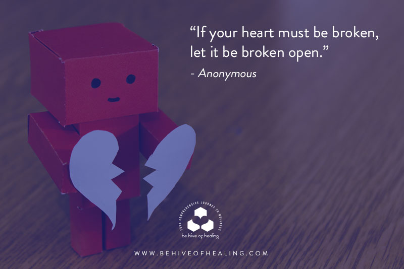 Inspirational Quote About Heartbreak for the L.I.G.H.T.
