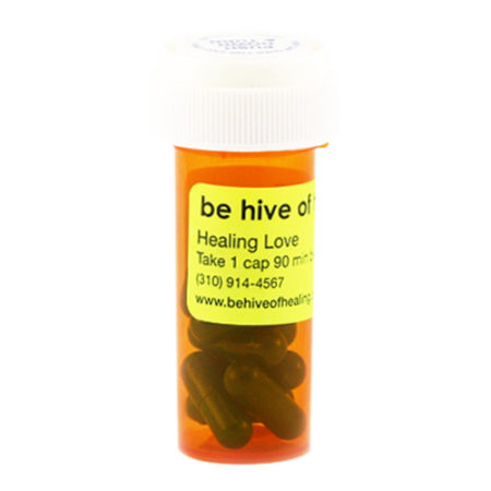 Healing Love - Be Hive Supplements