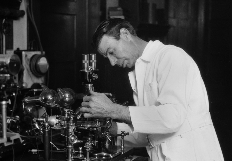 Royal Raymond Rife - Medical Microscopy and imaging