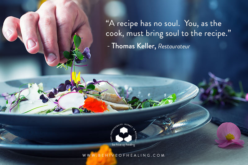 Thomas Keller Meditation Minute