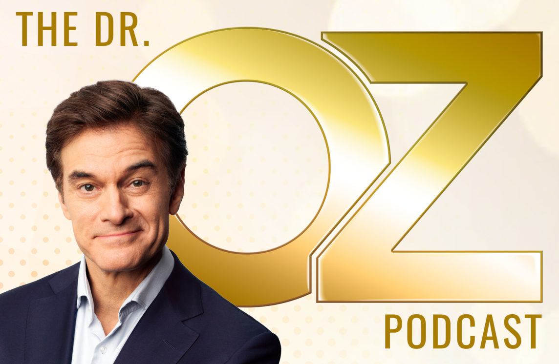 Dr. Sadeghi Interview on Dr. Oz Podcast