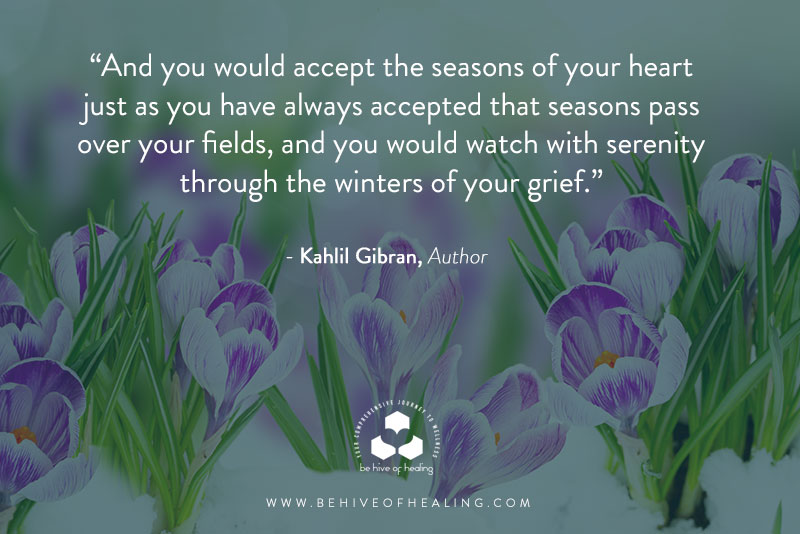Meditation Moment with Kahlil Gibran