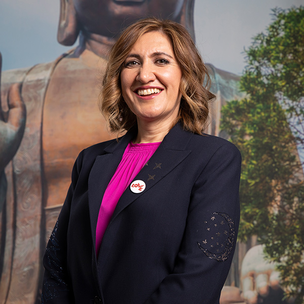 Dr. Sherry Sami